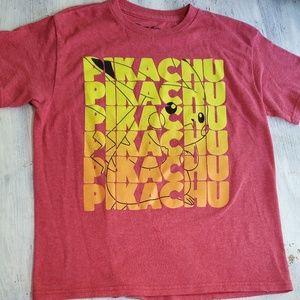 Boys Pokemon Pikachu T-shirt